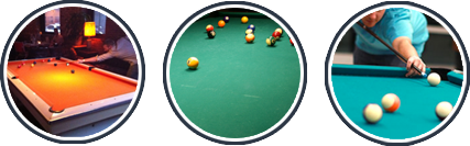 Tournaments: Create and find pool tournaments in your area
